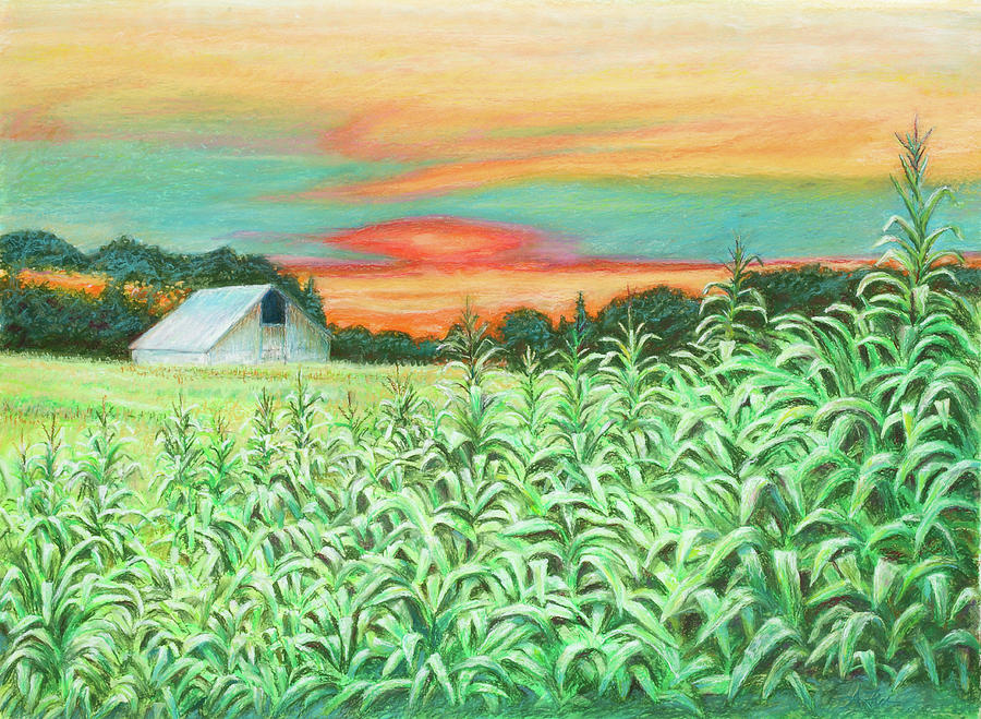 Neola Corn by Arthur Fix