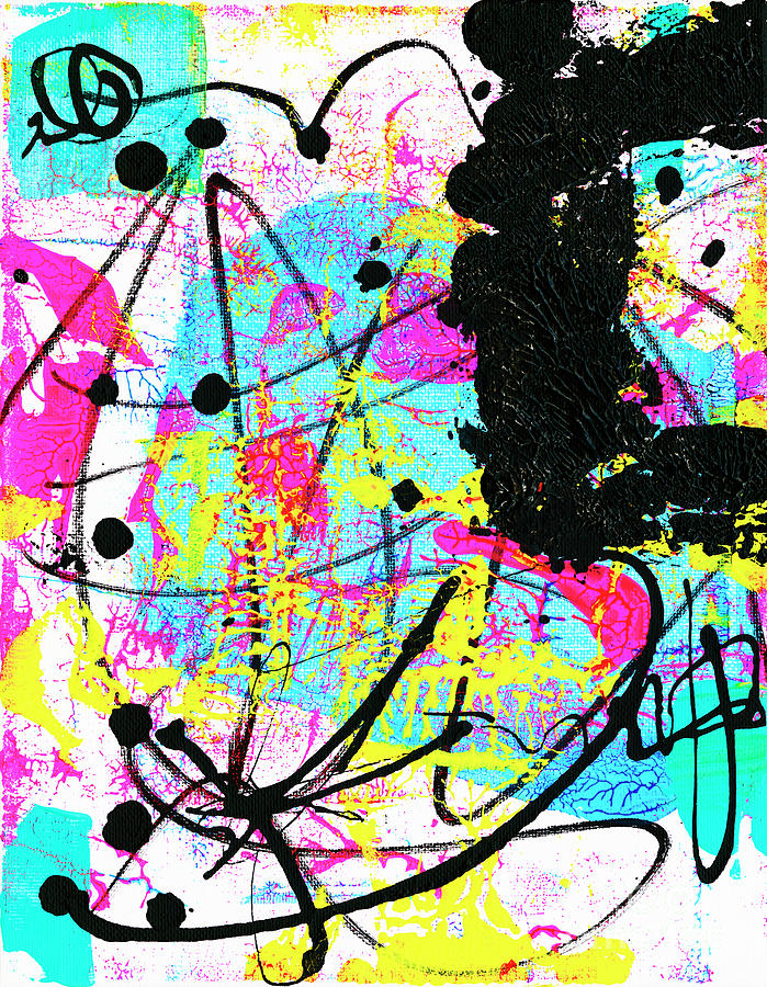 Neon 2 Painting