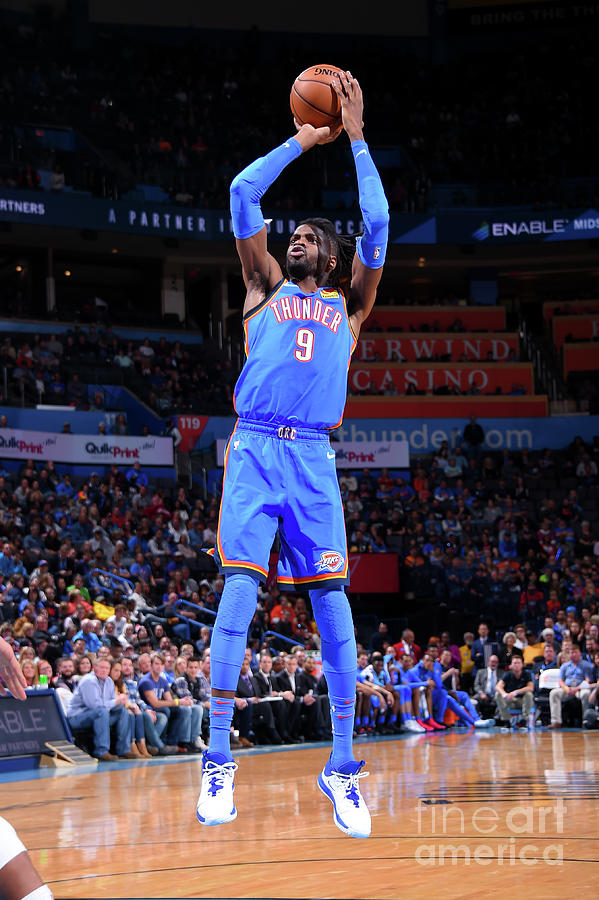 Nerlens Noel Photograph by Bill Baptist