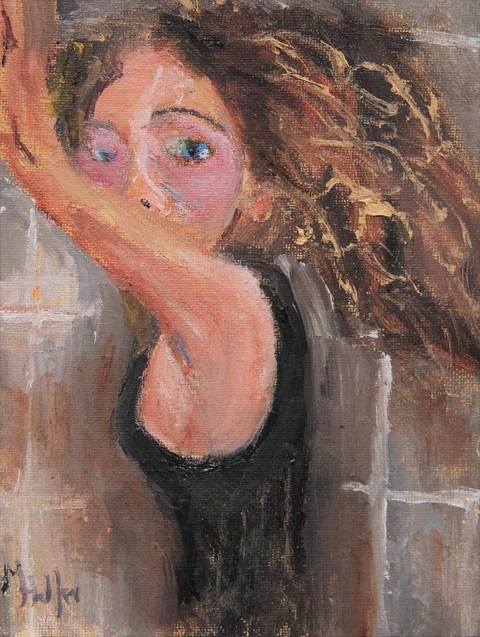 Nervous by Michael Helfen