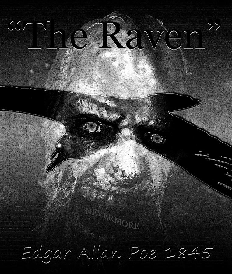 Nevermore Mixed Media