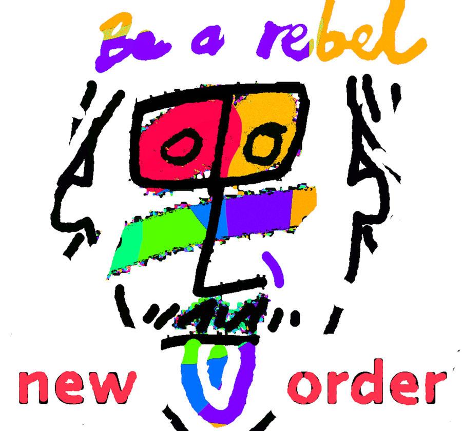 New Order 2020 Single Drawing