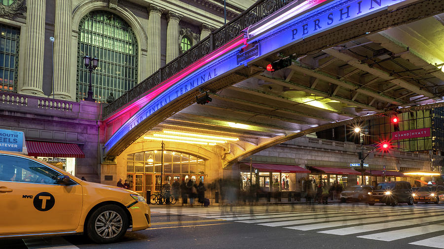NEW YORK CITY  Pershing Square entrance to G by Kyle Lee
