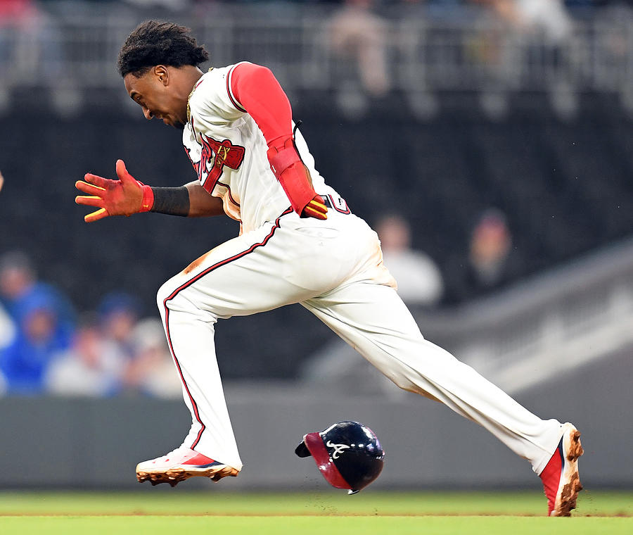 New York Mets v Atlanta Braves Photograph by Scott Cunningham