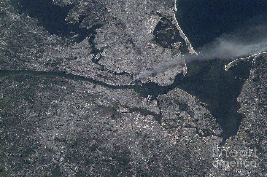 NEW YORK SEPTEMBER 11, 2001 by Granger