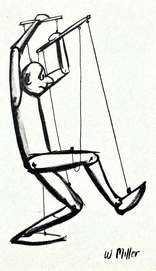 New Yorker January 26, 1963 Drawing by Warren Miller