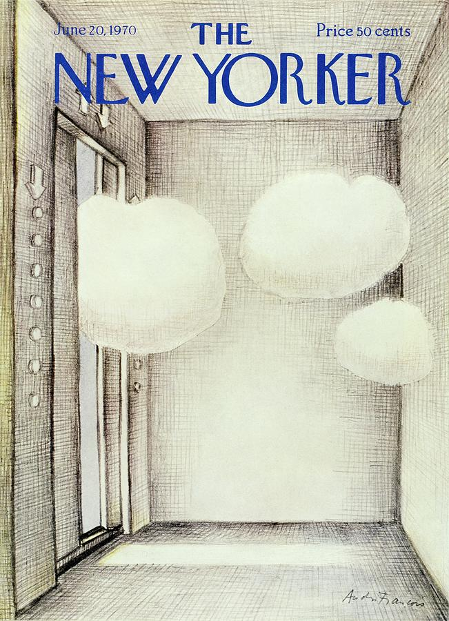 New Yorker June 20th 1970 Drawing by Andre Francois