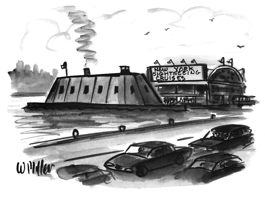 New Yorker September 26, 1994 Drawing by Conde Nast