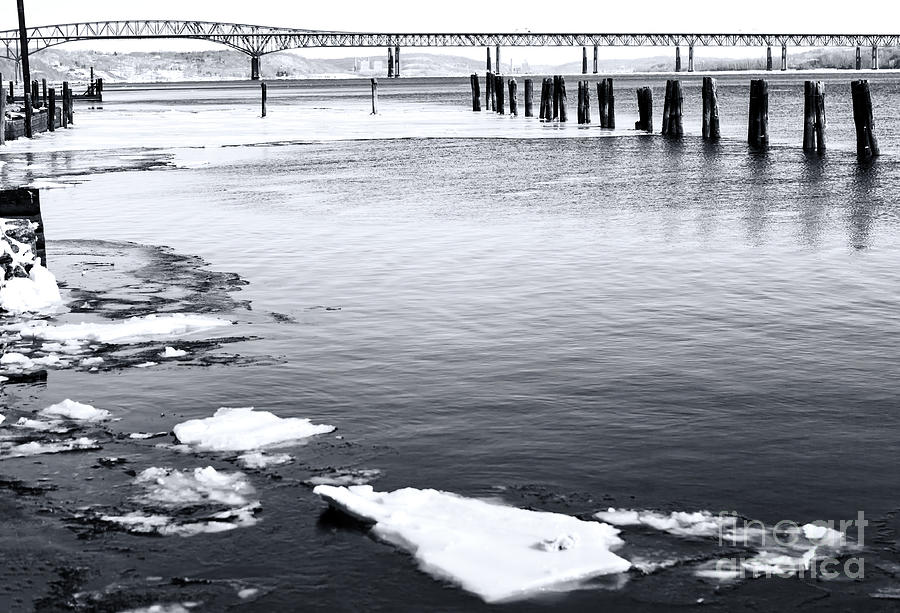 Newburgh-Beacon Bridge in New York by John Rizzuto