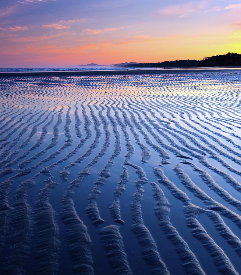 Newport Photograph - Newport Blues by Darren White