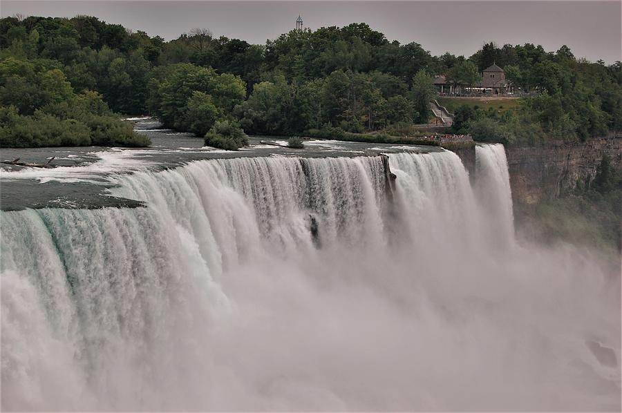 Niagara Falls, Ny Photograph