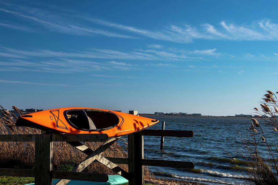 Nice Day To Kayak Photograph