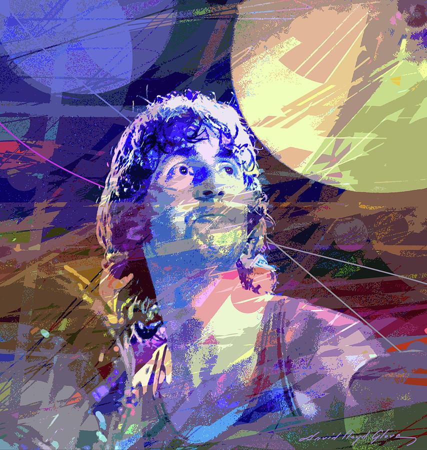 Nick Mason - The Beat Painting