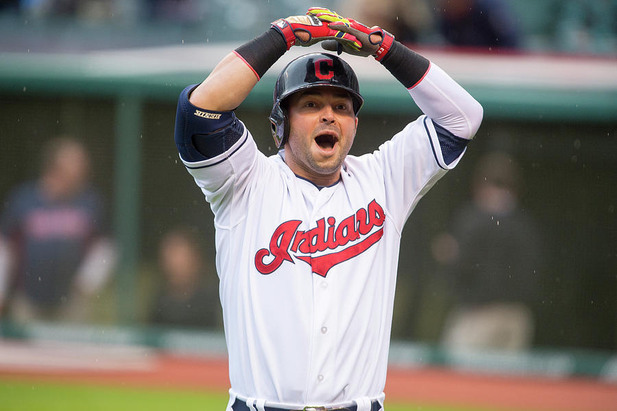 Nick Swisher Photograph by Jason Miller