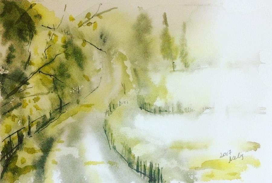 Niebla by Nelya Pinchuk