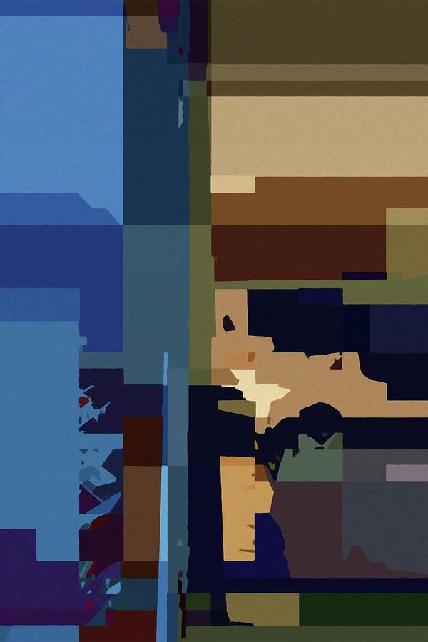 Night and Day Digital Art by David Hansen