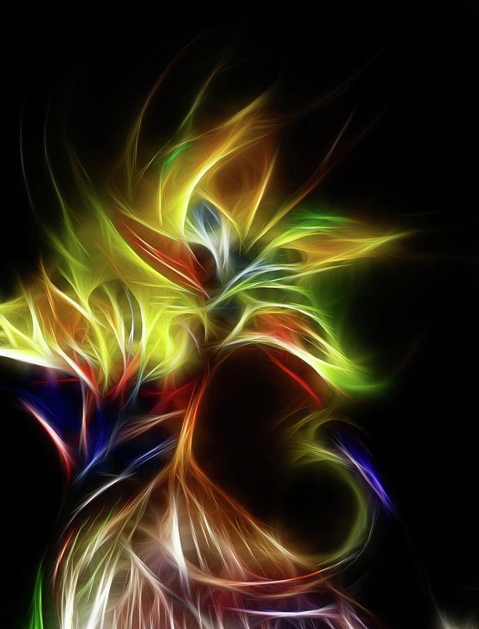 Night Bloom Digital by Melinda Firestone-White