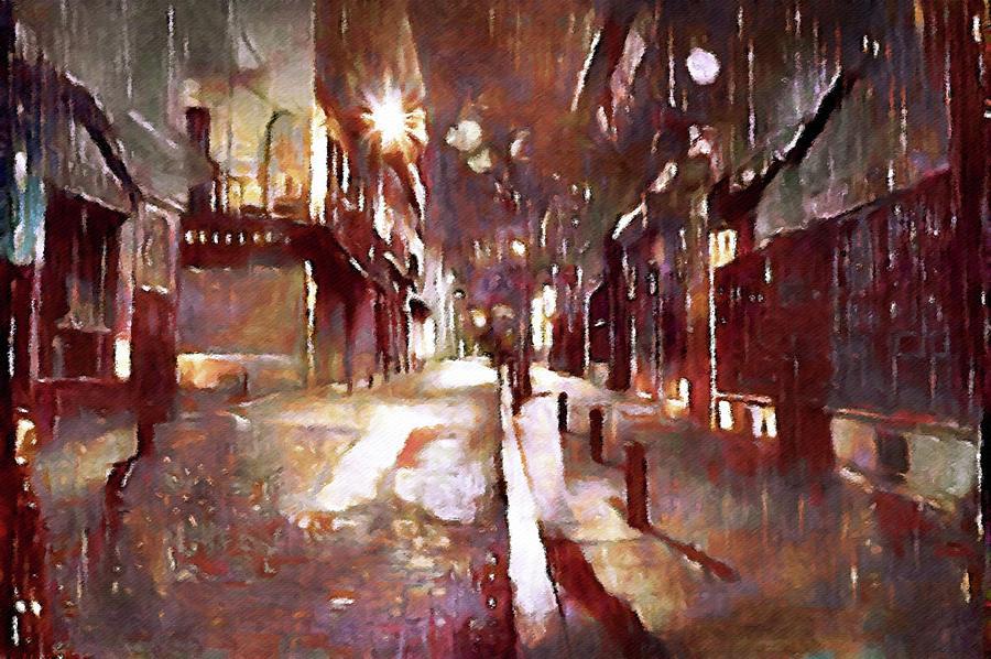 Night Of Tears Digital Art