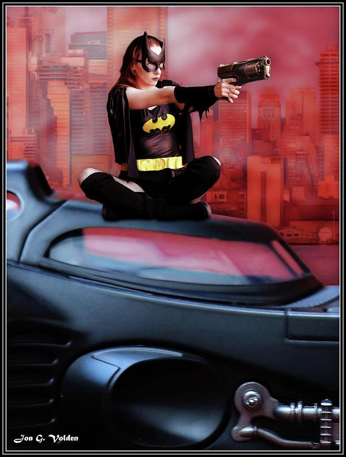 Night Of The Bat Hunter by Jon Volden