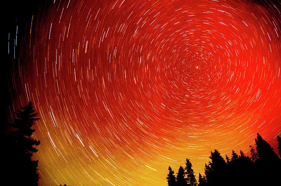 Night Sky Photograph - Night Sky by Jason Turuc