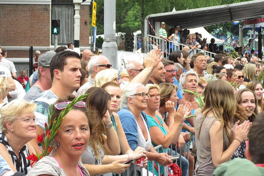 Nijmegen Four Days Marches De 4-Daagse Photograph by Pejft