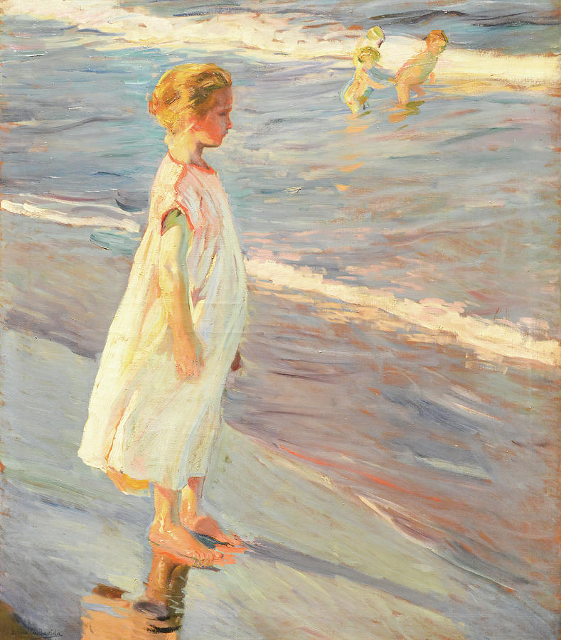 Nina Sorolla Painting