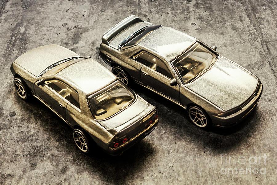 Cars Photograph - Nissan Skyline Gt-r by Jorgo Photography - Wall Art Gallery