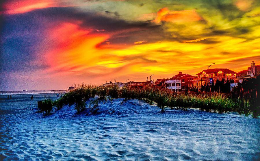 NJ Beach Community by Paul Ross