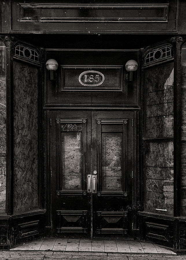No 185 King St E Toronto Canada Photograph