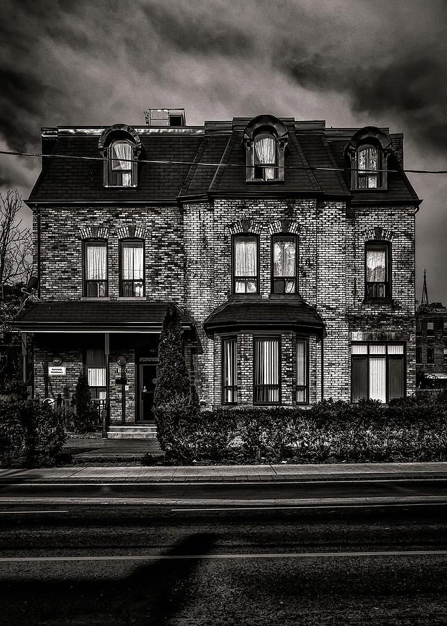 No 300 Sherbourne St Toronto Canada by Brian Carson