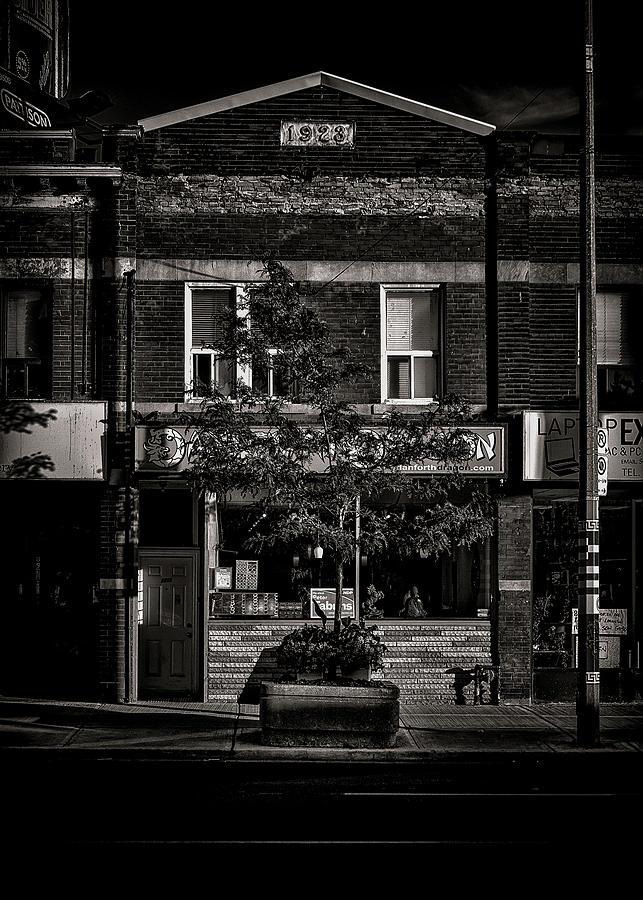 No 861 Danforth Ave Toronto Canada Photograph