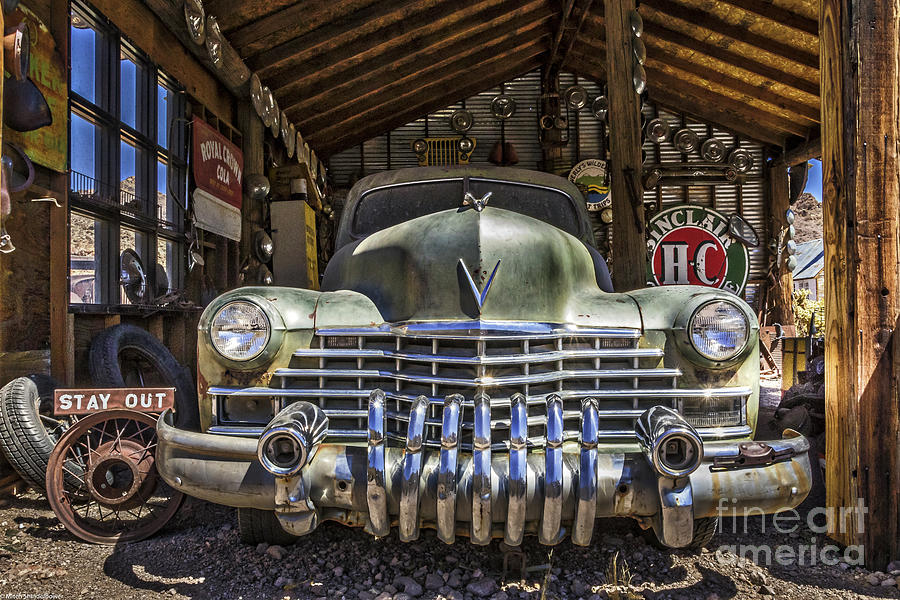 No Country For Old Cars Photograph