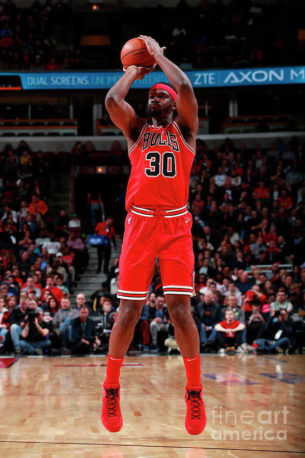 Noah Vonleh Photograph by Jeff Haynes