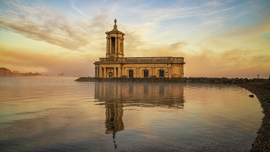 Normanton Church by James Billings