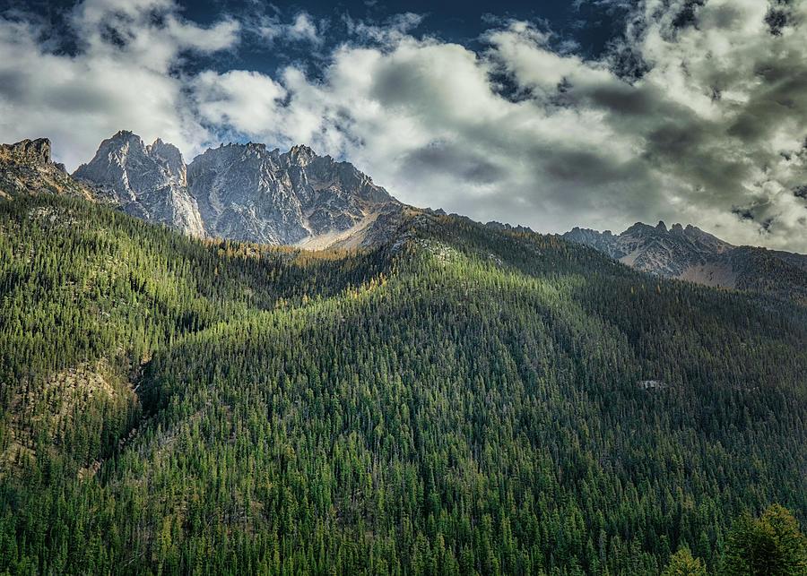 North Cascades Photograph