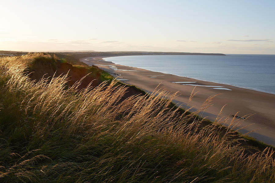 North Yorkshire Coastline Photograph by Heidi Coppock-Beard