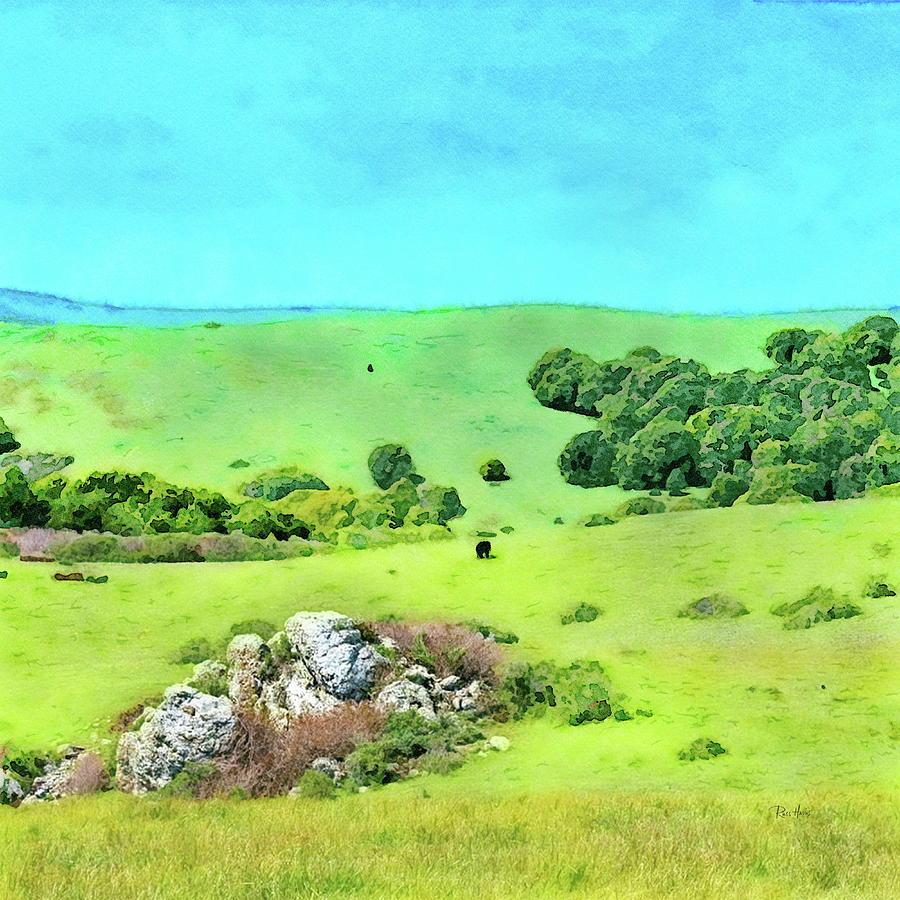 Northern California Painting