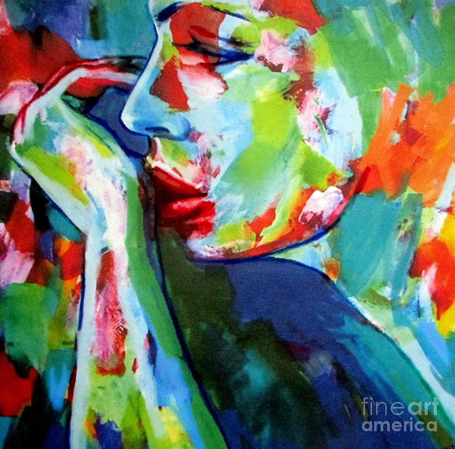 Note of Blue by Helena Wierzbicki