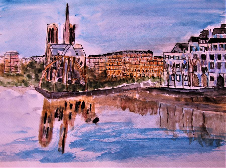 Notre Dame by Michael Helfen