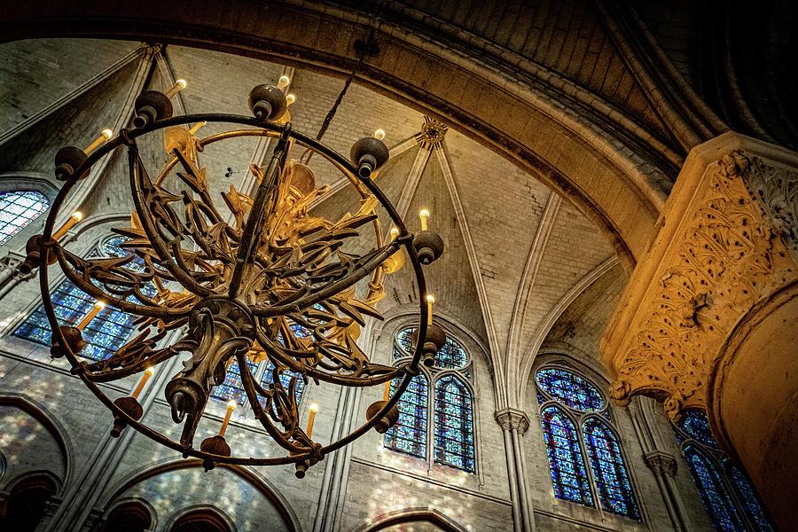 Notre Dame, Paris 10 Photograph