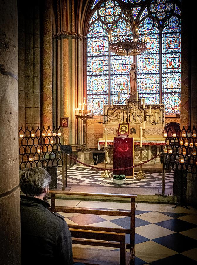 Notre Dame, Paris 5 Photograph