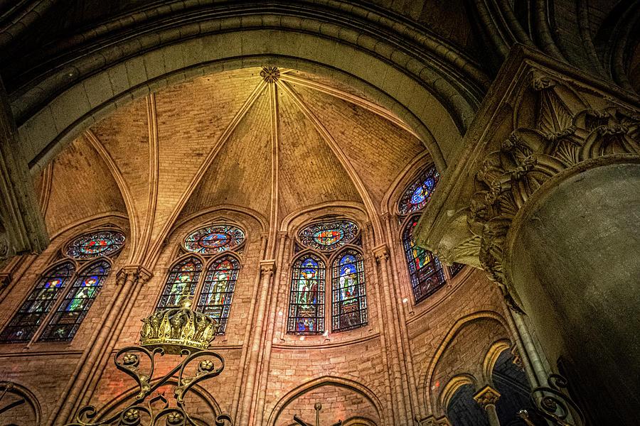 Notre Dame, Paris 7 Photograph