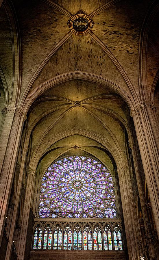 Notre Dame, Paris 8 Photograph