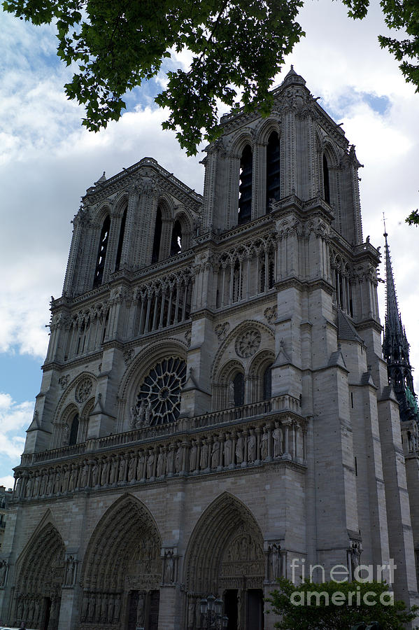 Notre Dame Paris Photograph