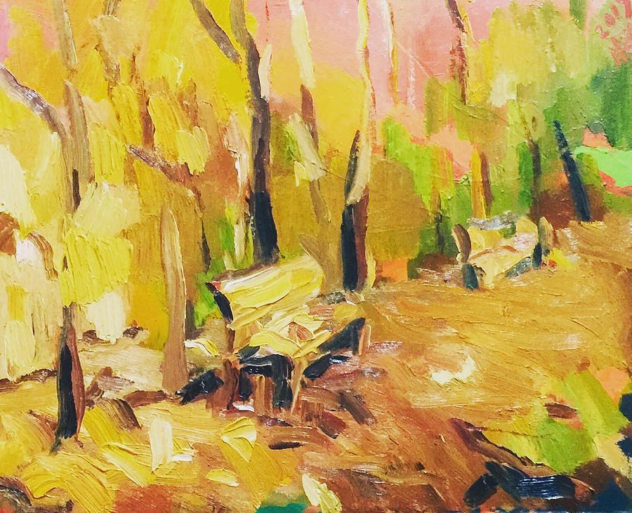 Noviembre  by Nelya Pinchuk
