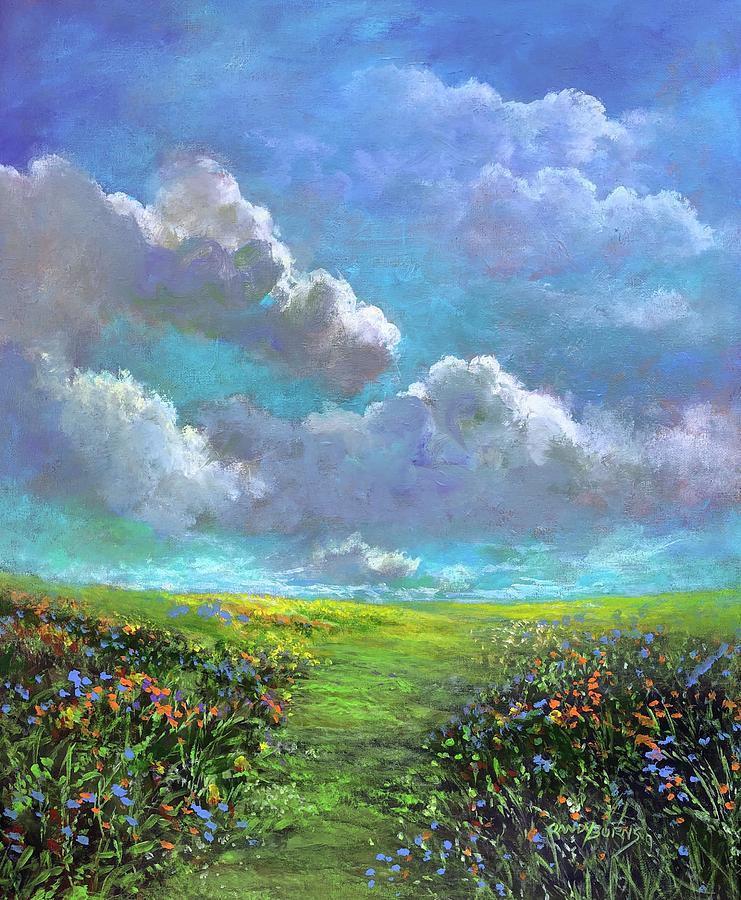 Now Eternal Spring by Randy Burns