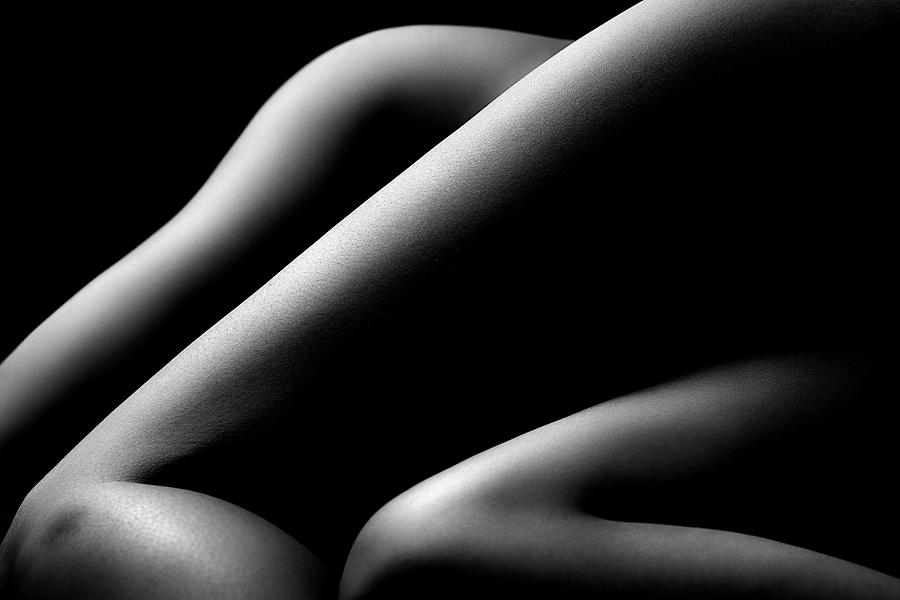 Nude Woman Bodyscape 58 Photograph