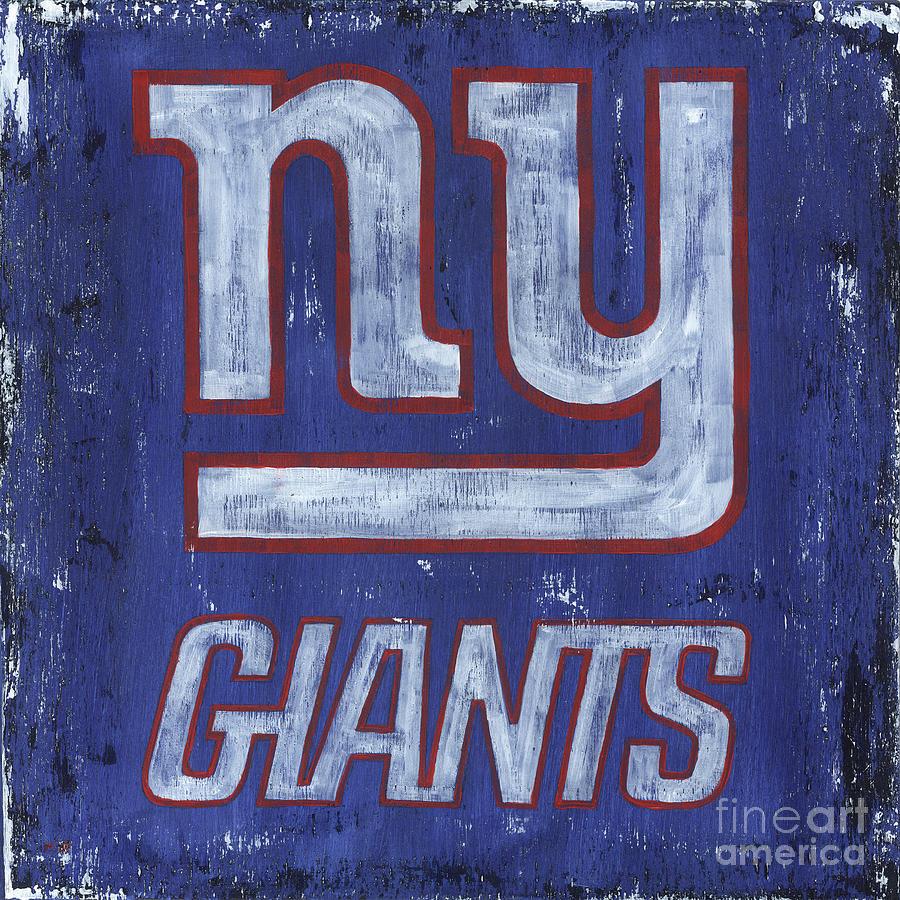 Ny Giants Painting