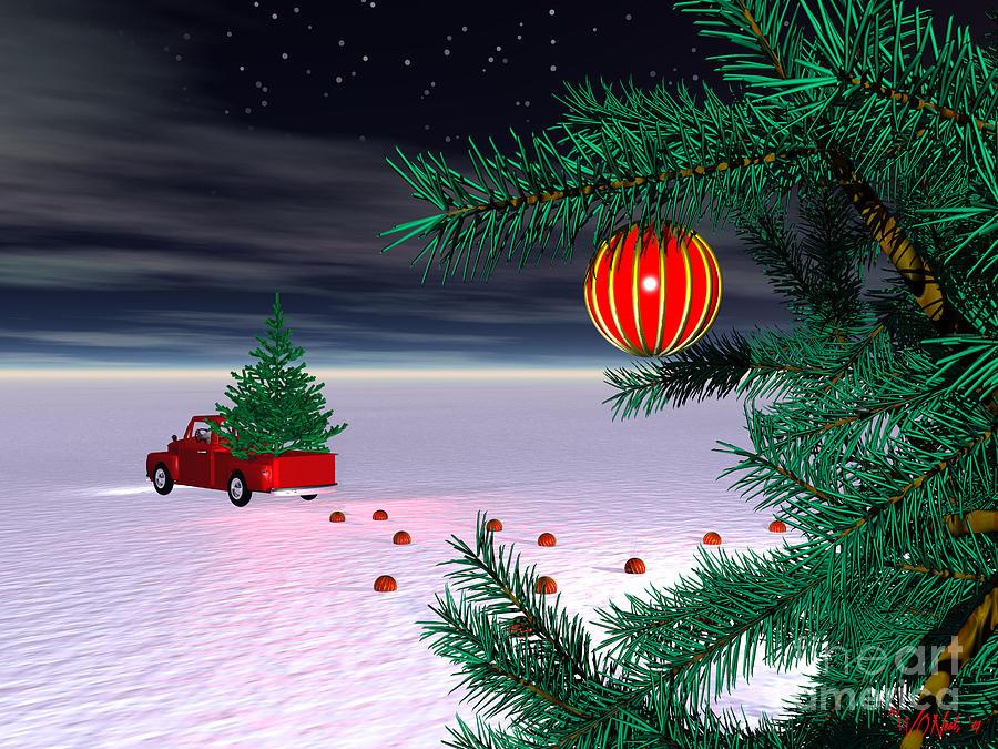 O' Christmas Tree by Walter Neal