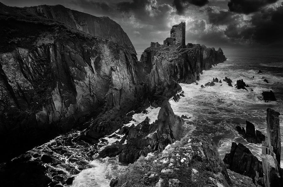 O Driscoll Castle - Cape Clear Photograph